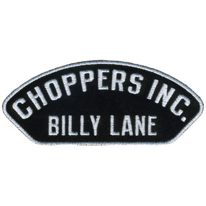 "Official Choppers Inc Retro Racer 4"" Patch"