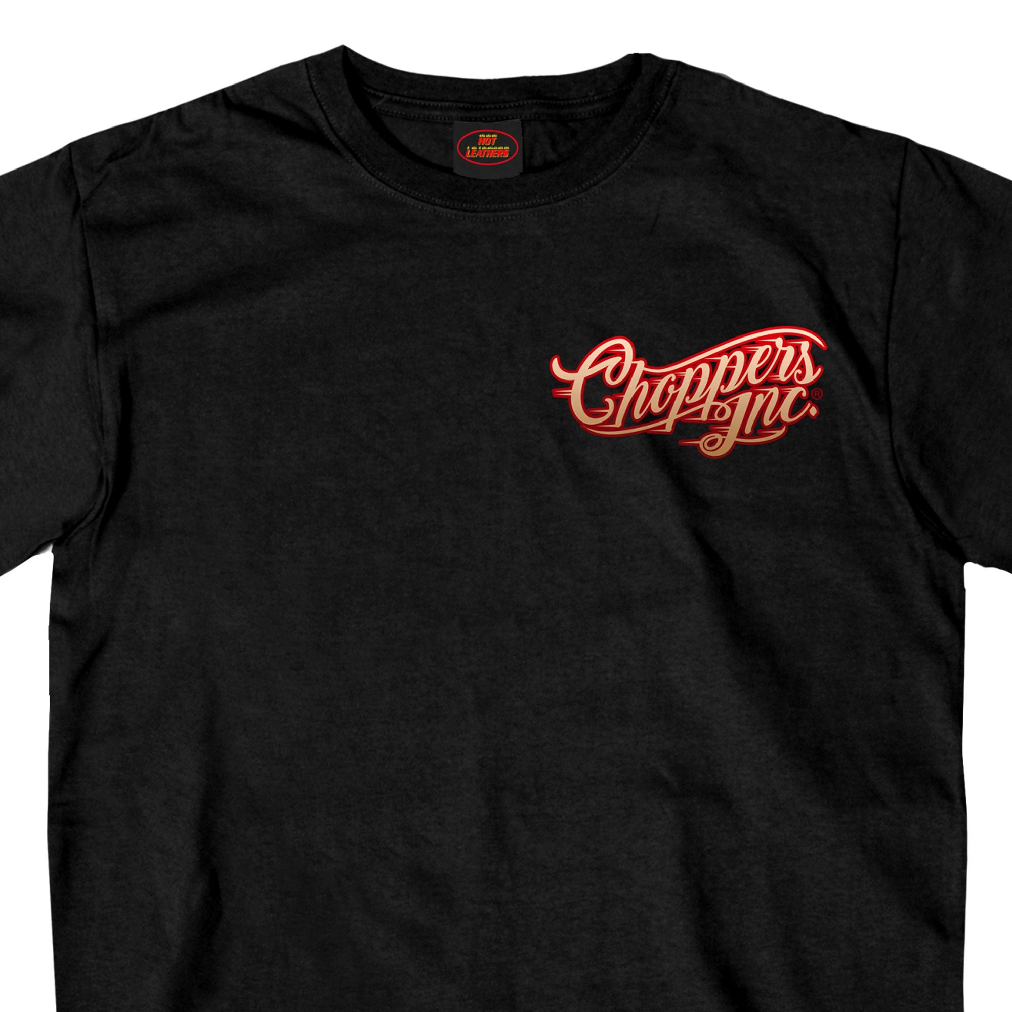 Official Billy Lane's Choppers Inc Pin Up Racer T-Shirt