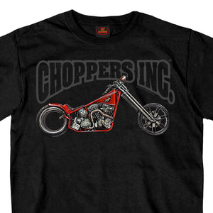 Official Billy Lane's Choppers Inc Hubless Chopper Double Sided T-Shirt