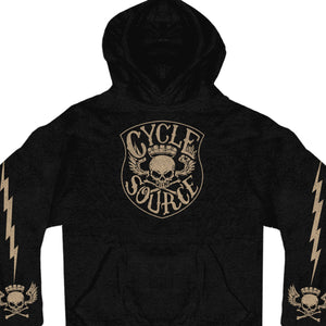 Official Cycle Source Magazine Knucklehead Sweatshirt