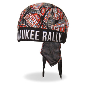 Official 2017 Milwaukee Rally Head Wrap
