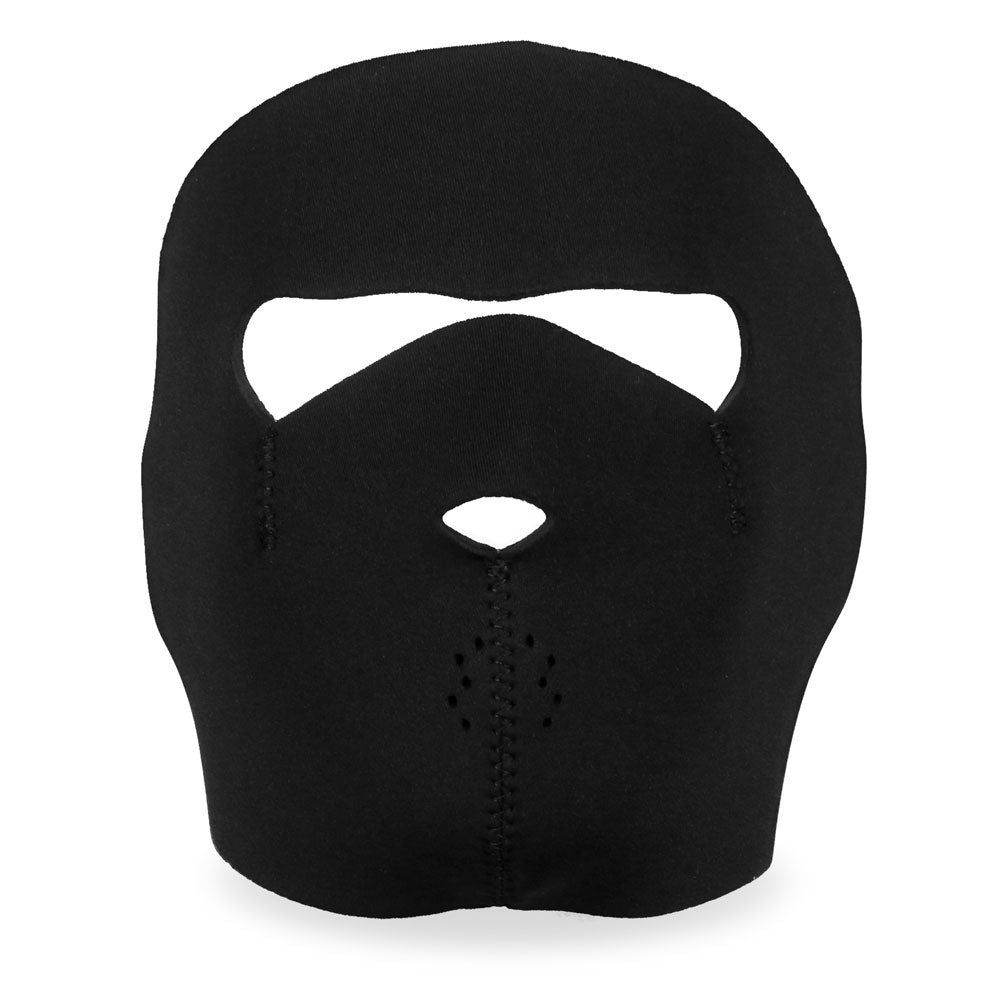 Hot Leathers Black Neoprene Face Mask