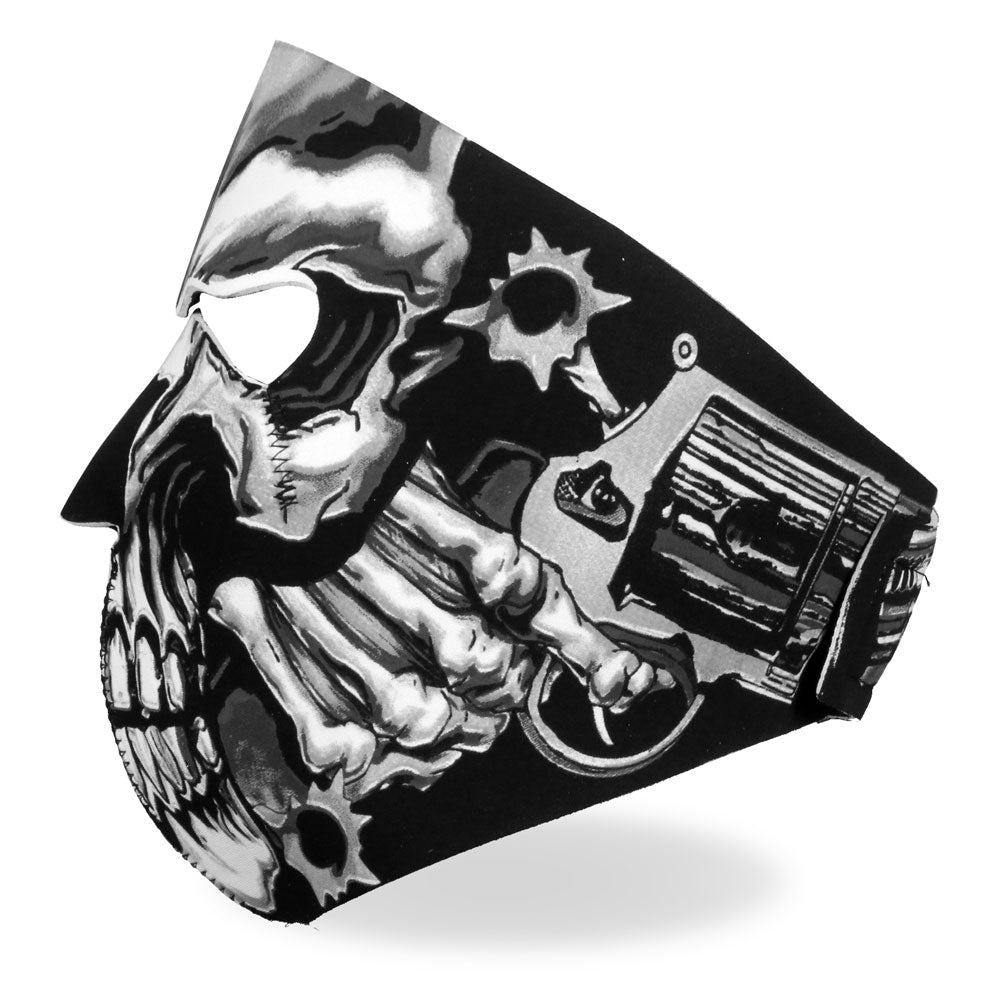 Hot Leathers Assassin Face Mask