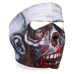 Hot Leathers Zombie Neoprene Face Mask