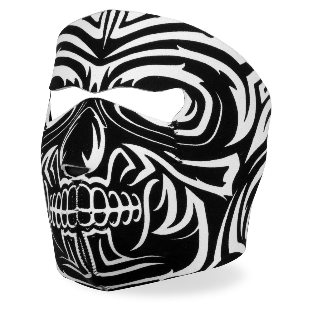 Hot Leathers Design Skull Facemask