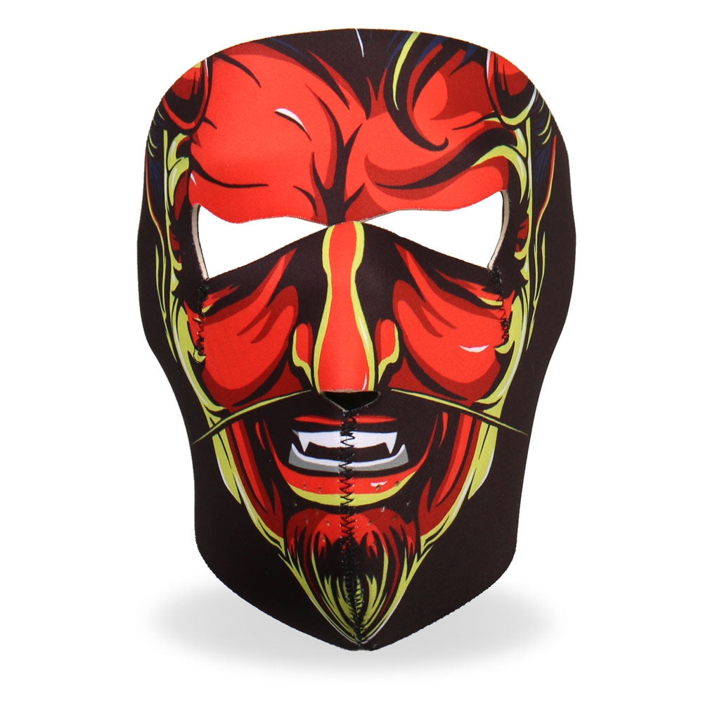 Hot Leathers Speed Demon Face Mask