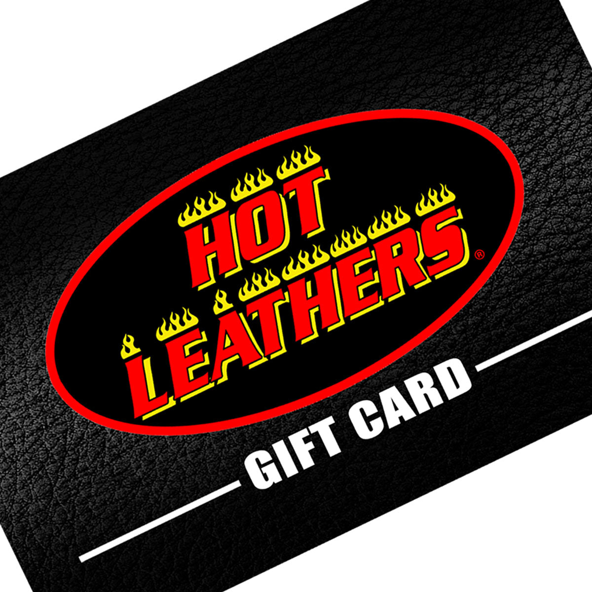 Hot Leathers Gift Card
