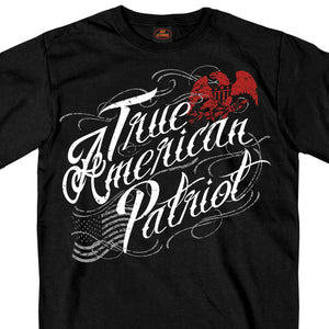 Hot Leathers True American Patriot T-Shirt