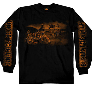 Hot Leathers Coolin' Long Sleeve Shirt