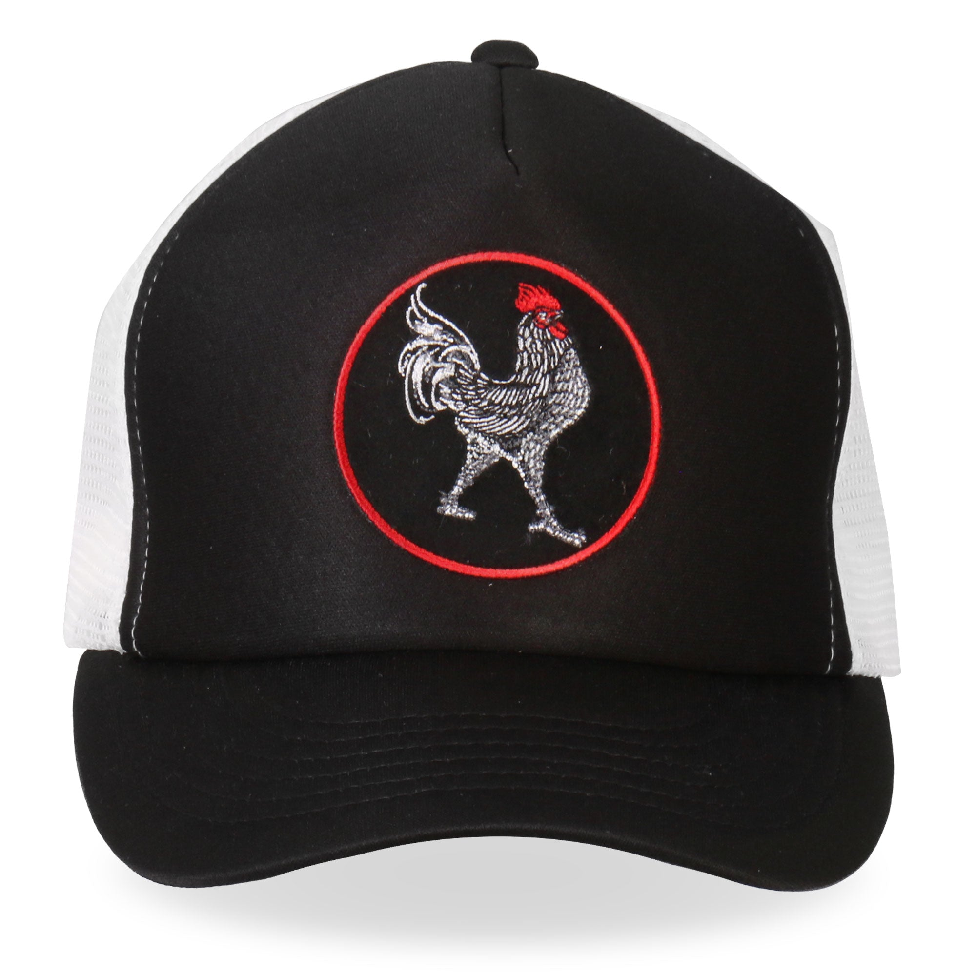 Hot Leathers Rooster Trucker Hat