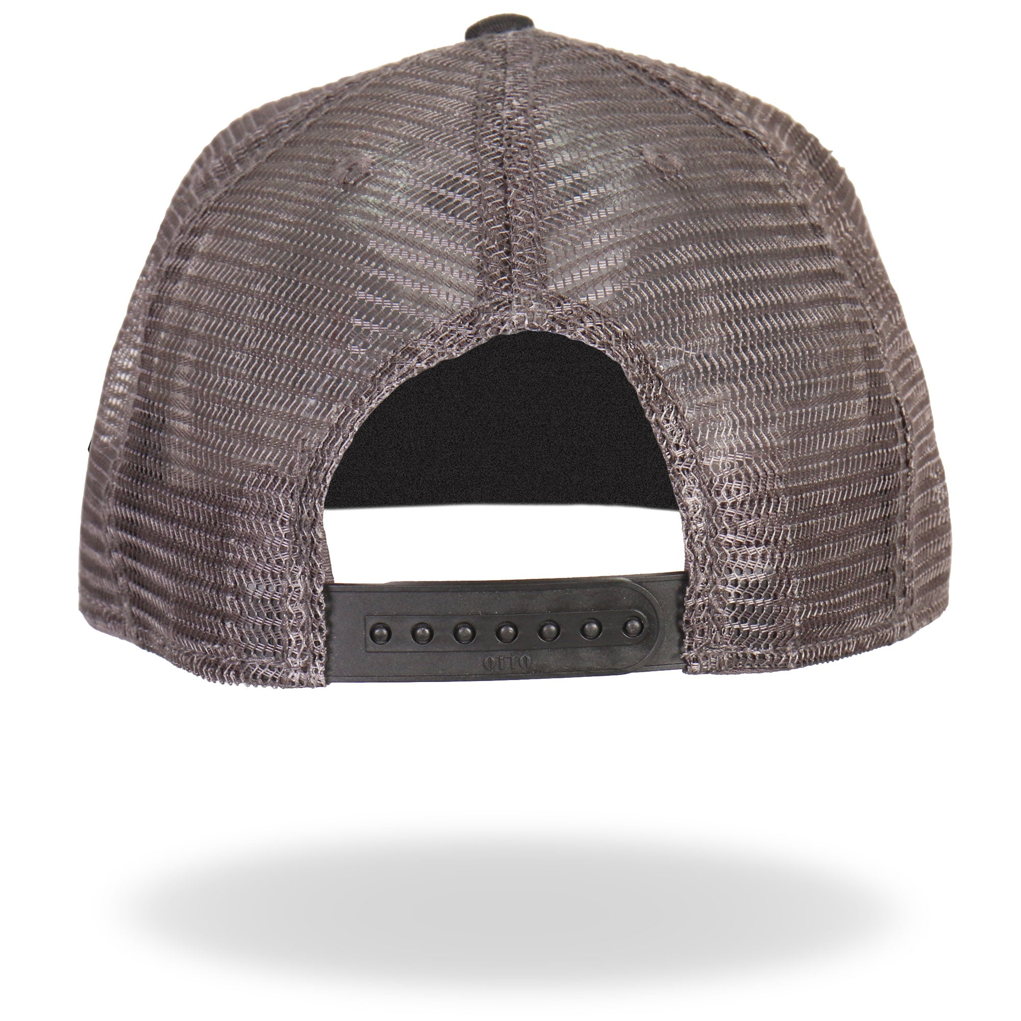 Hot Leathers Snap Back Hat Brass Knuckles Hardcore