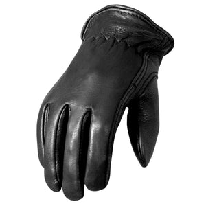 Hot Leathers Classic Deerskin Driving Glove