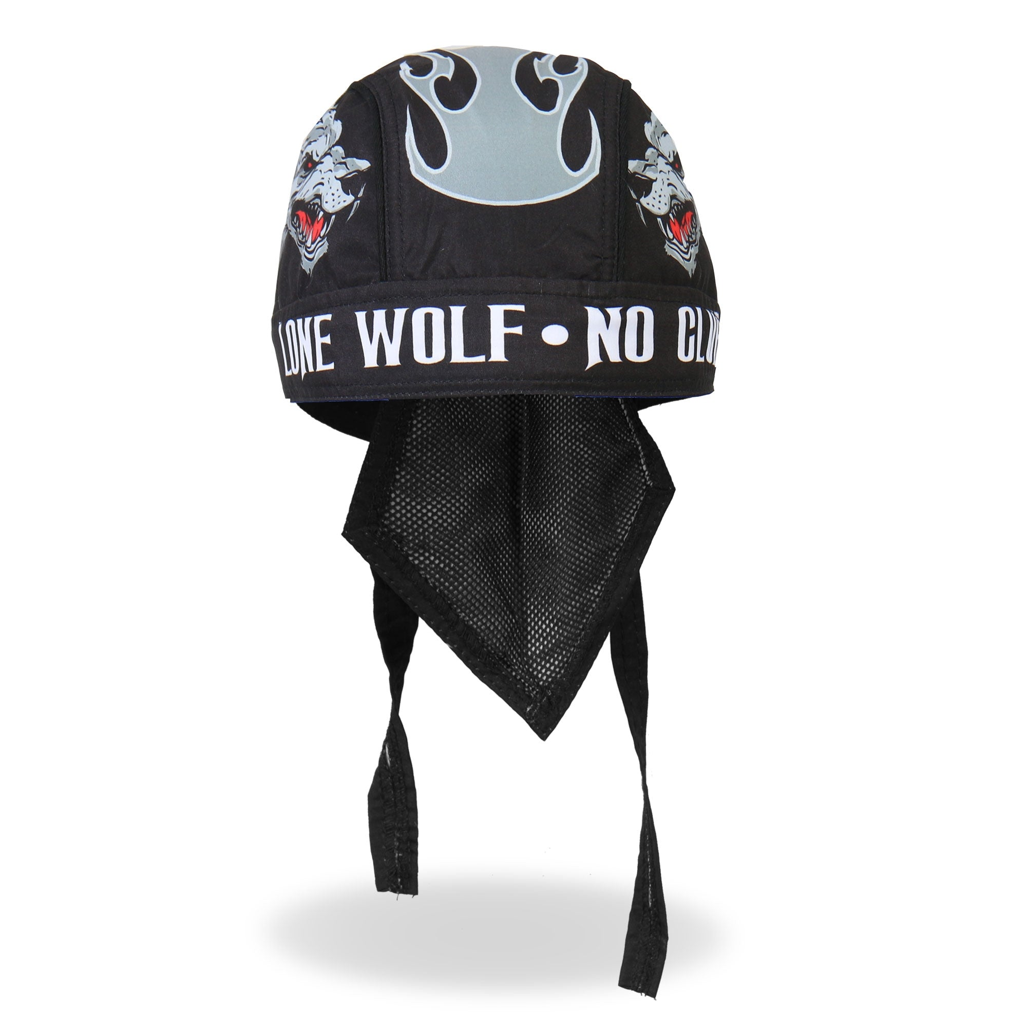 Hot Leathers Lone Wolf Headwrap