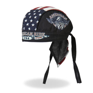 Hot Leathers American Ride Eagle Headwrap