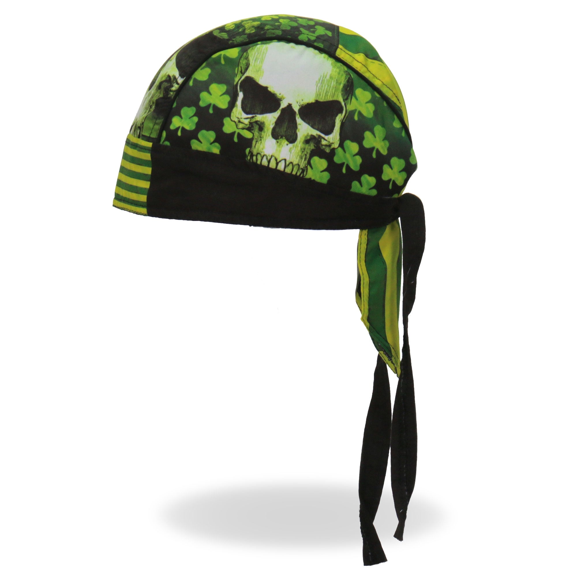 Hot Leathers Headwrap Celtic Skull