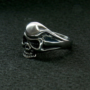 Hot Leathers Punisher Skull Ring
