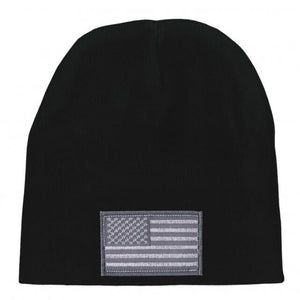Hot Leathers Urban American Flag Knit Hat