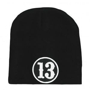 Hot Leathers 13 Circle Knit Hat