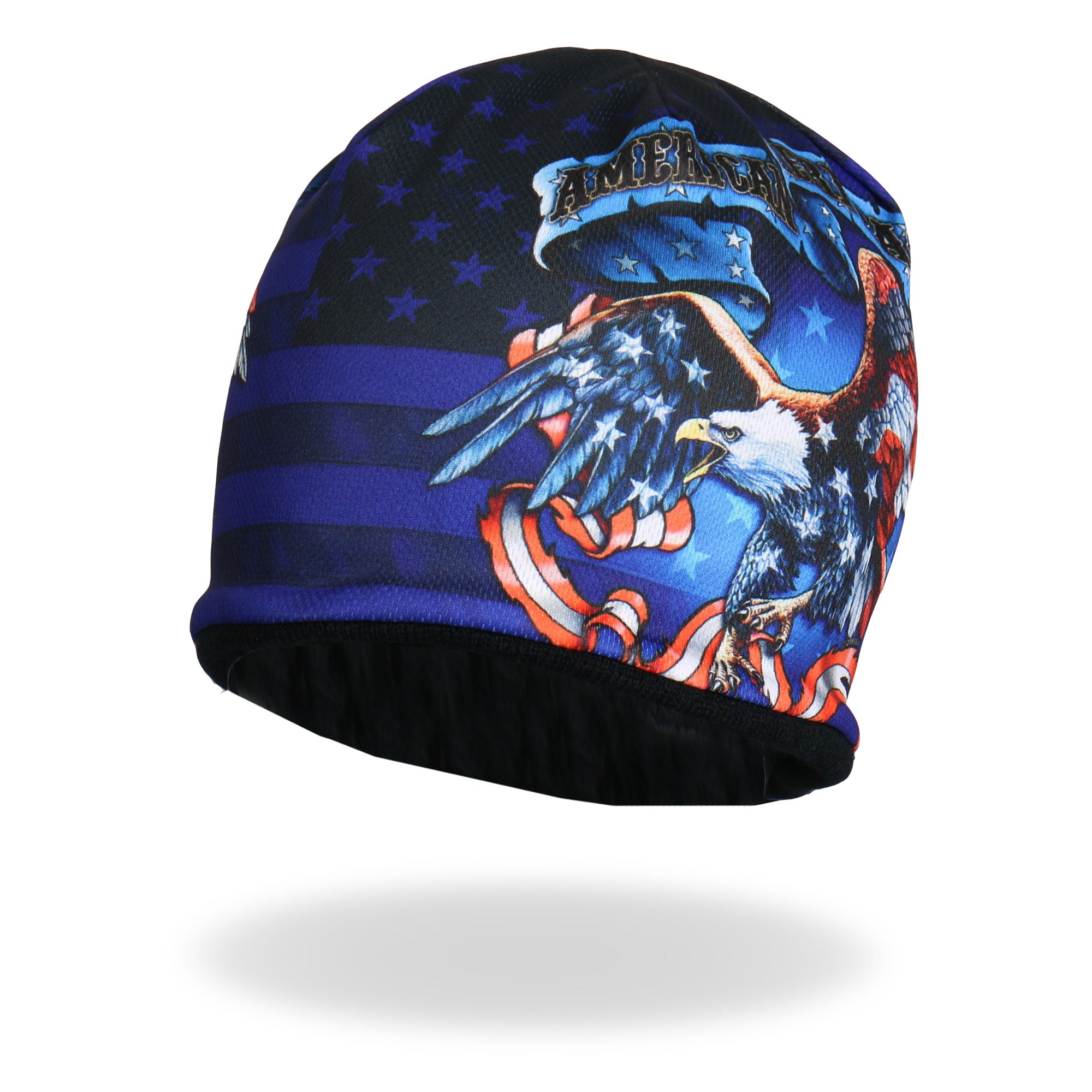 Hot Leathers Sublimated American Heritage Beanie