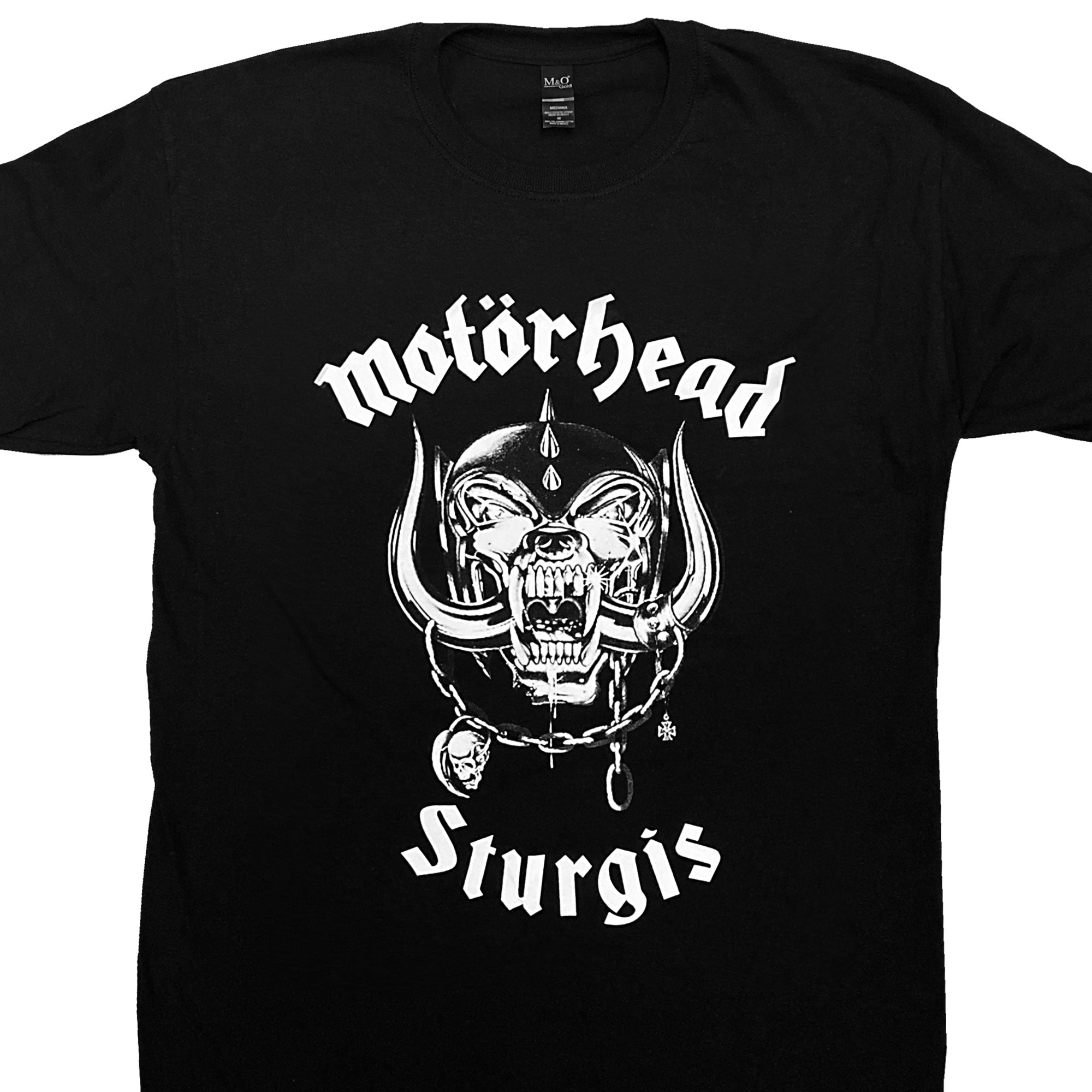 LIMITED EDITION Official Motörhead 2020 Sturgis T-Shirt