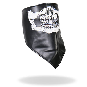 Hot Leathers Skull Face Neck Warmer