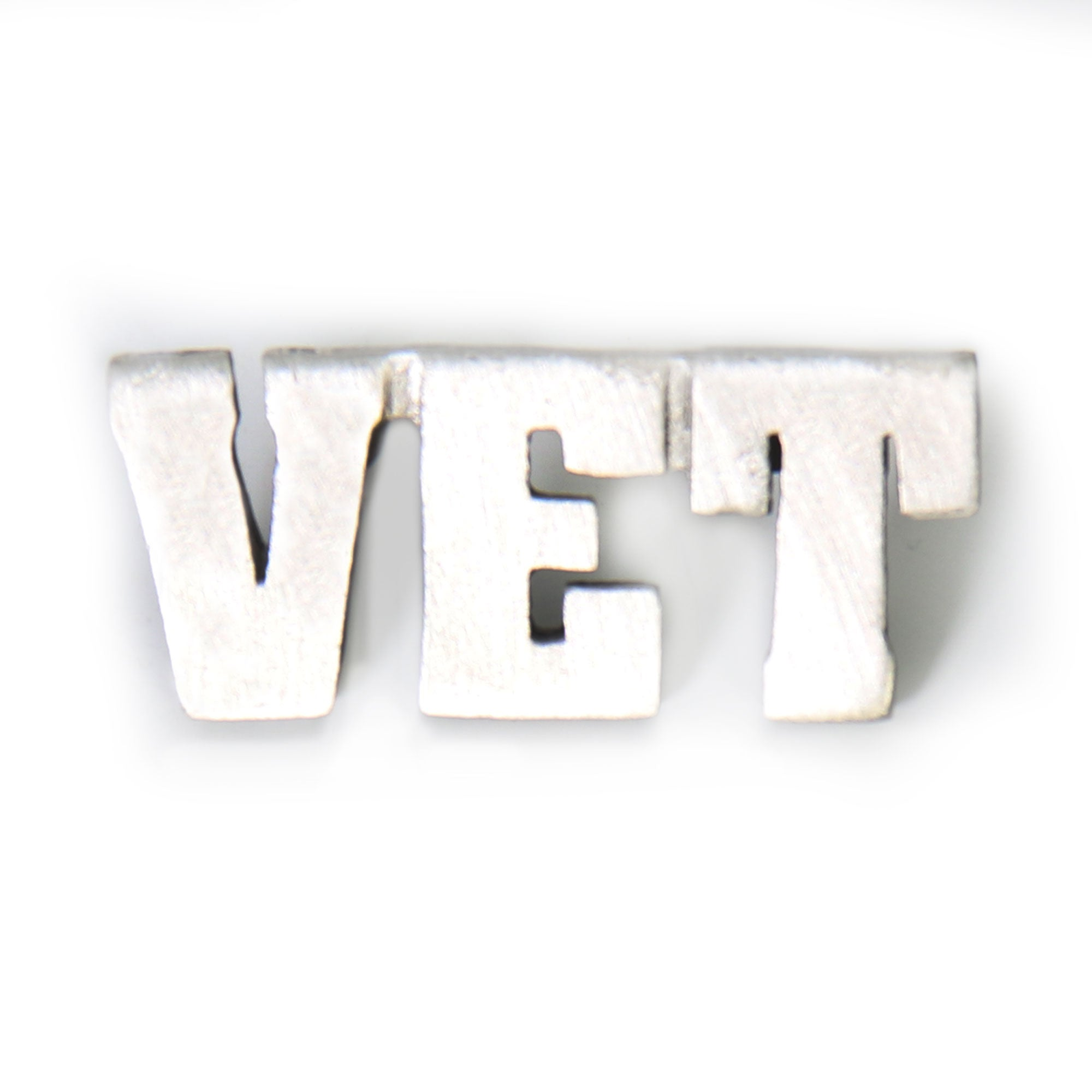 Hot Leathers VET Pin