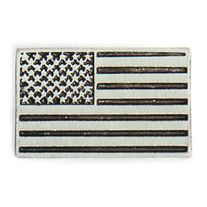 Hot Leathers American Flag Pin