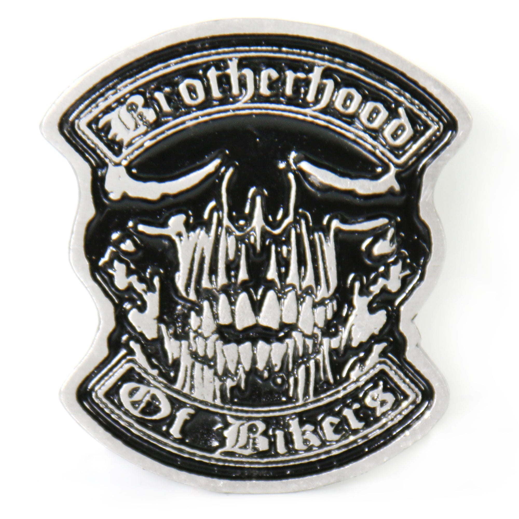 Hot Leathers Brotherhood of Bikers Pin