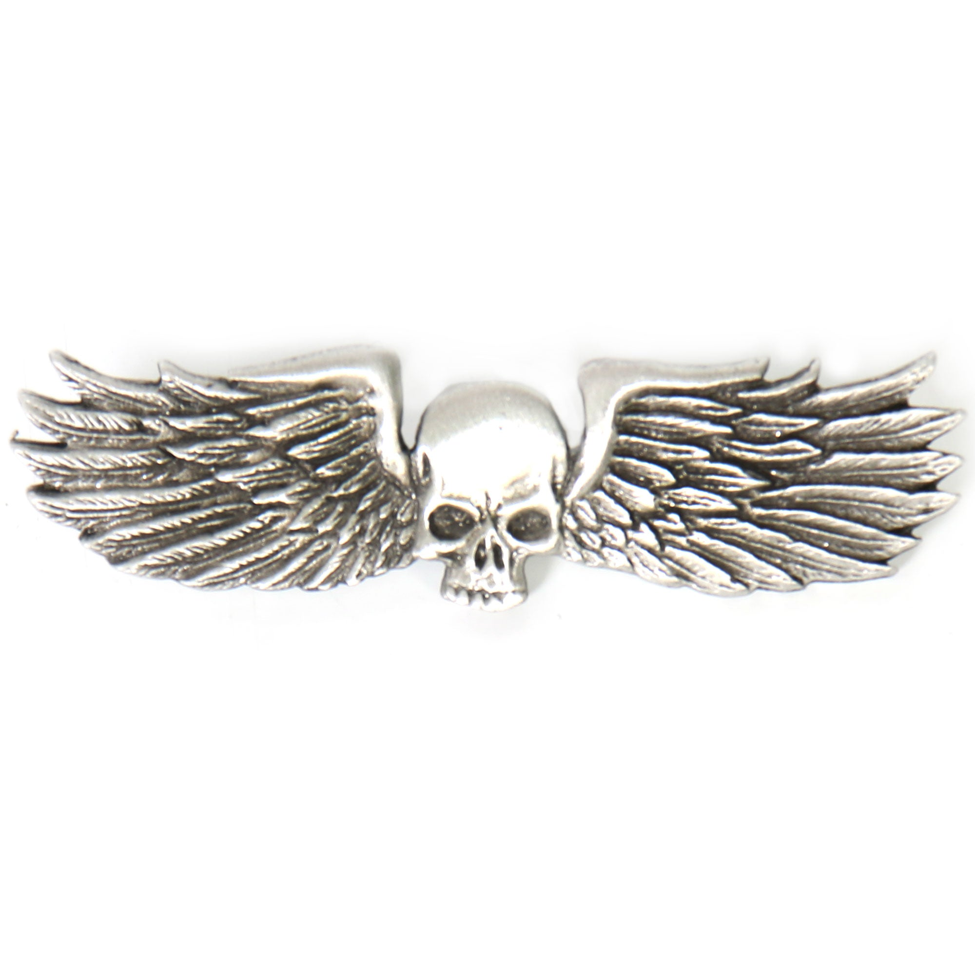 Hot Leathers Metal Wings Pin