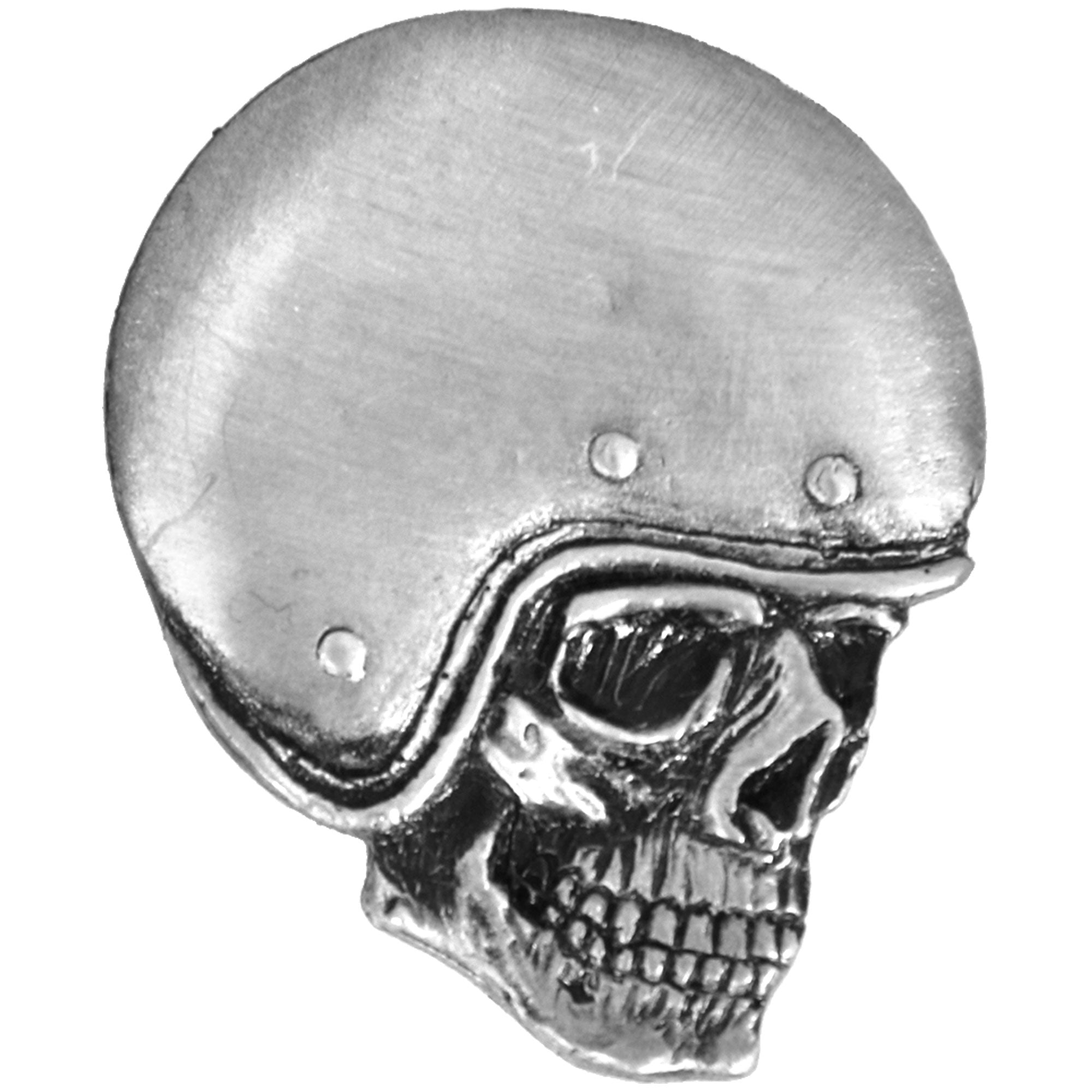 Hot Leathers Skull Racers 1Pin