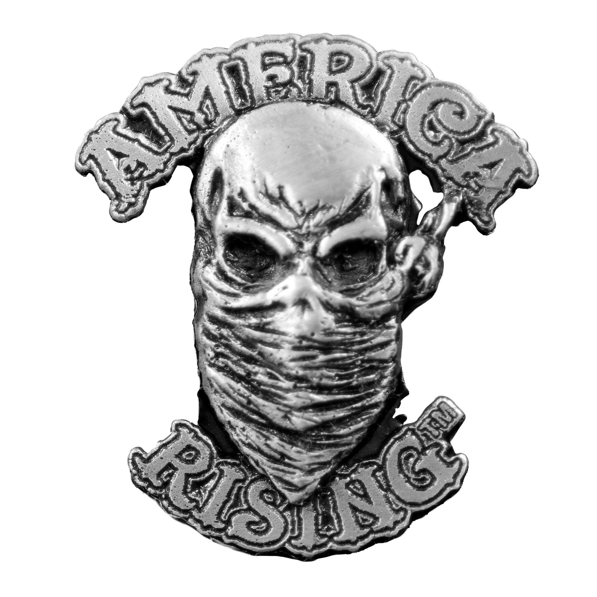 Hot Leathers Pin America Rising