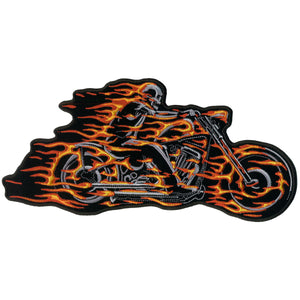 Hot Leathers Hell Rider Biker Patch
