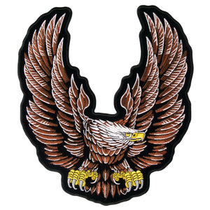 PATCH FEDERAL UPWING 10""