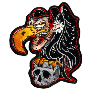 Hot Leathers Patch Buzzard 3""