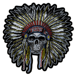 Hot Leathers Full Headress Patch