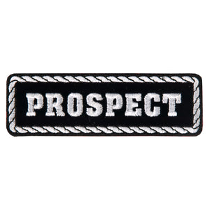 "Hot Leathers Prospect 4"" x 1"" Patch"