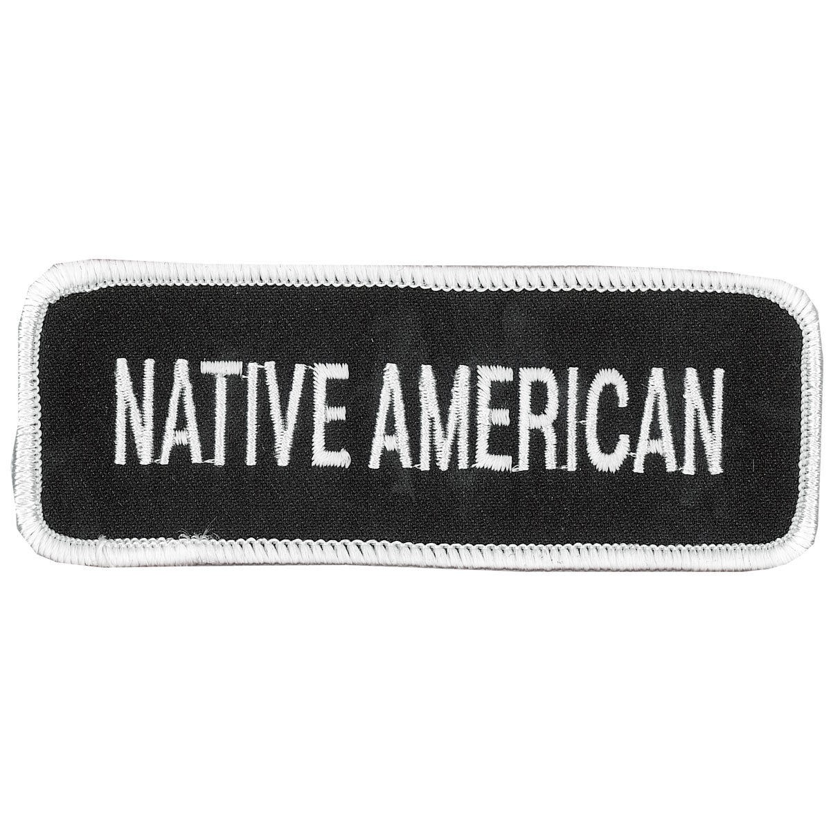 "Hot Leathers Native American 4"" x 2"" Patch"
