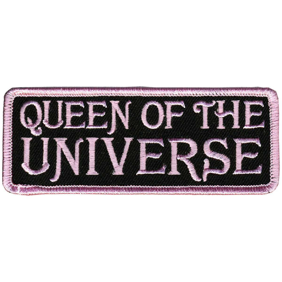 Hot Leathers Queen of the Universe Patch
