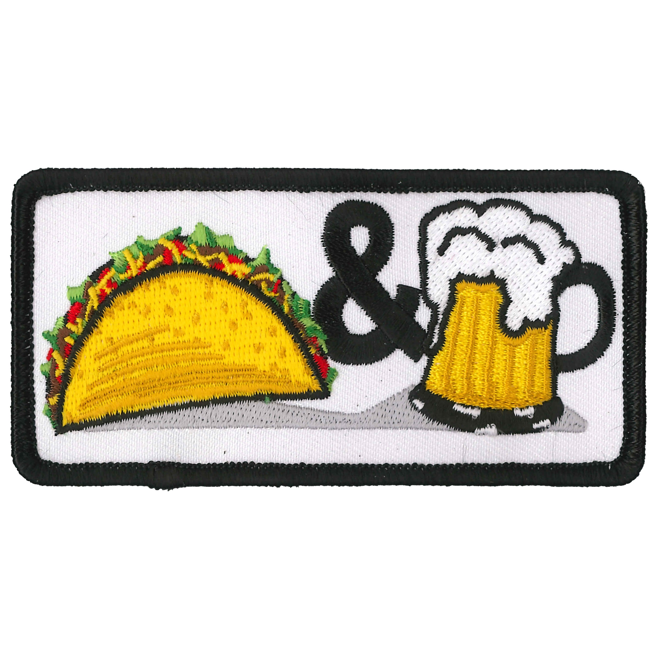 Hot Leathers Taco and Beer Patch