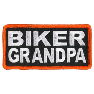 Hot Leathers Biker Grandma Patch