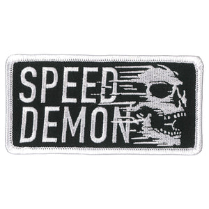 PATCH SPEED DEMON