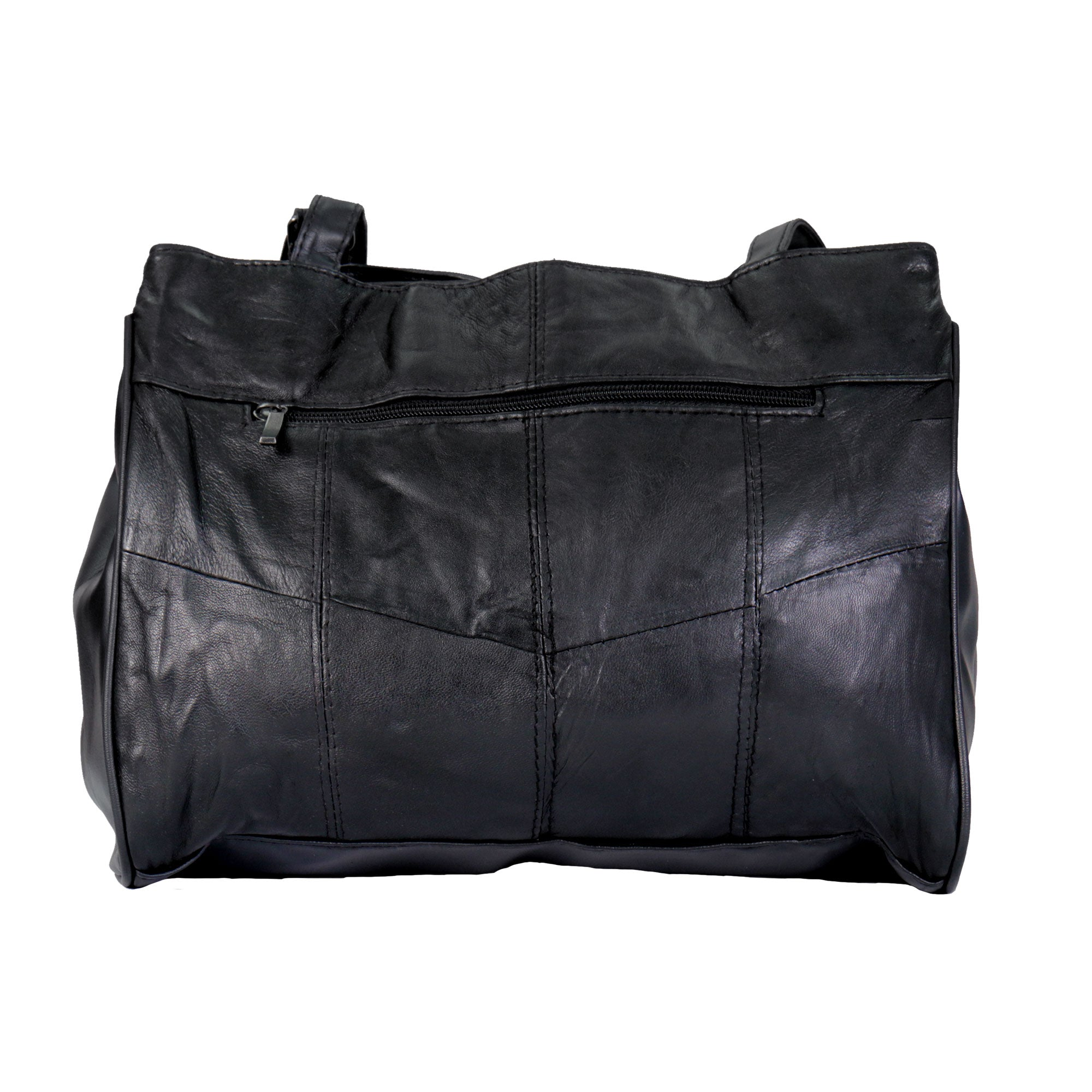 Hot Leathers 7 Pocket Leather Purse