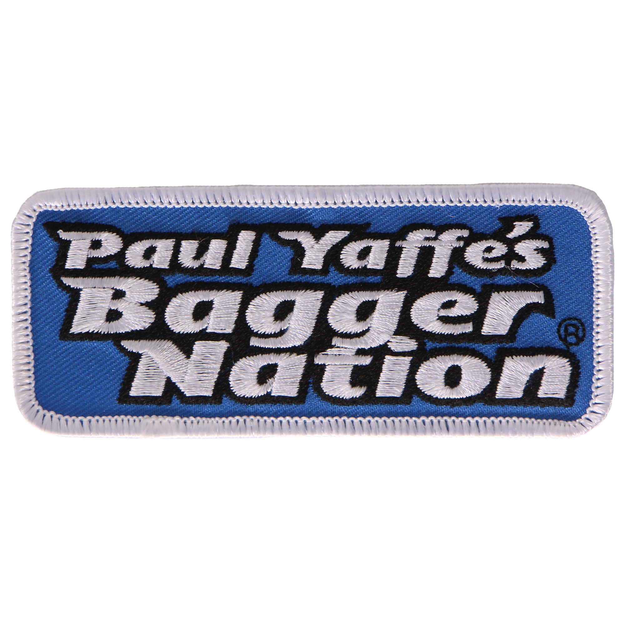 Official Paul Yaffe's Bagger Nation Main Block Patch
