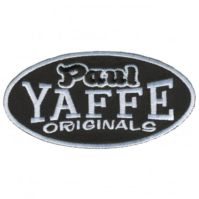 "Official Paul Yaffe's Bagger Nation Monster 4"" Patch"