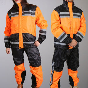 Hot Leathers Waterproof Rain Suit