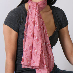 Hot Leathers Lace Eagle Lady Rider Scarf