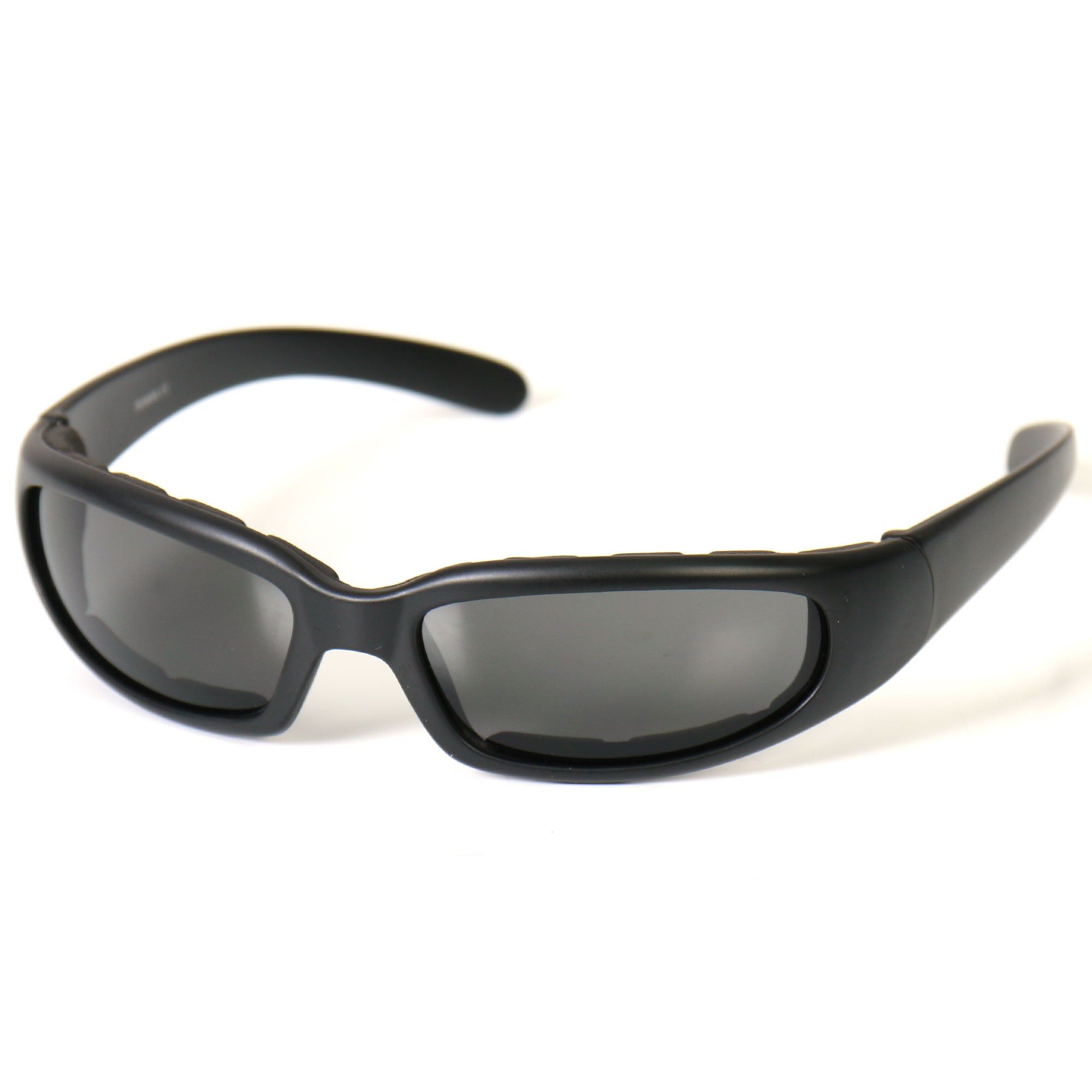 Hot Leathers Chicago Riding Sunglasses w/Smoke Lenses