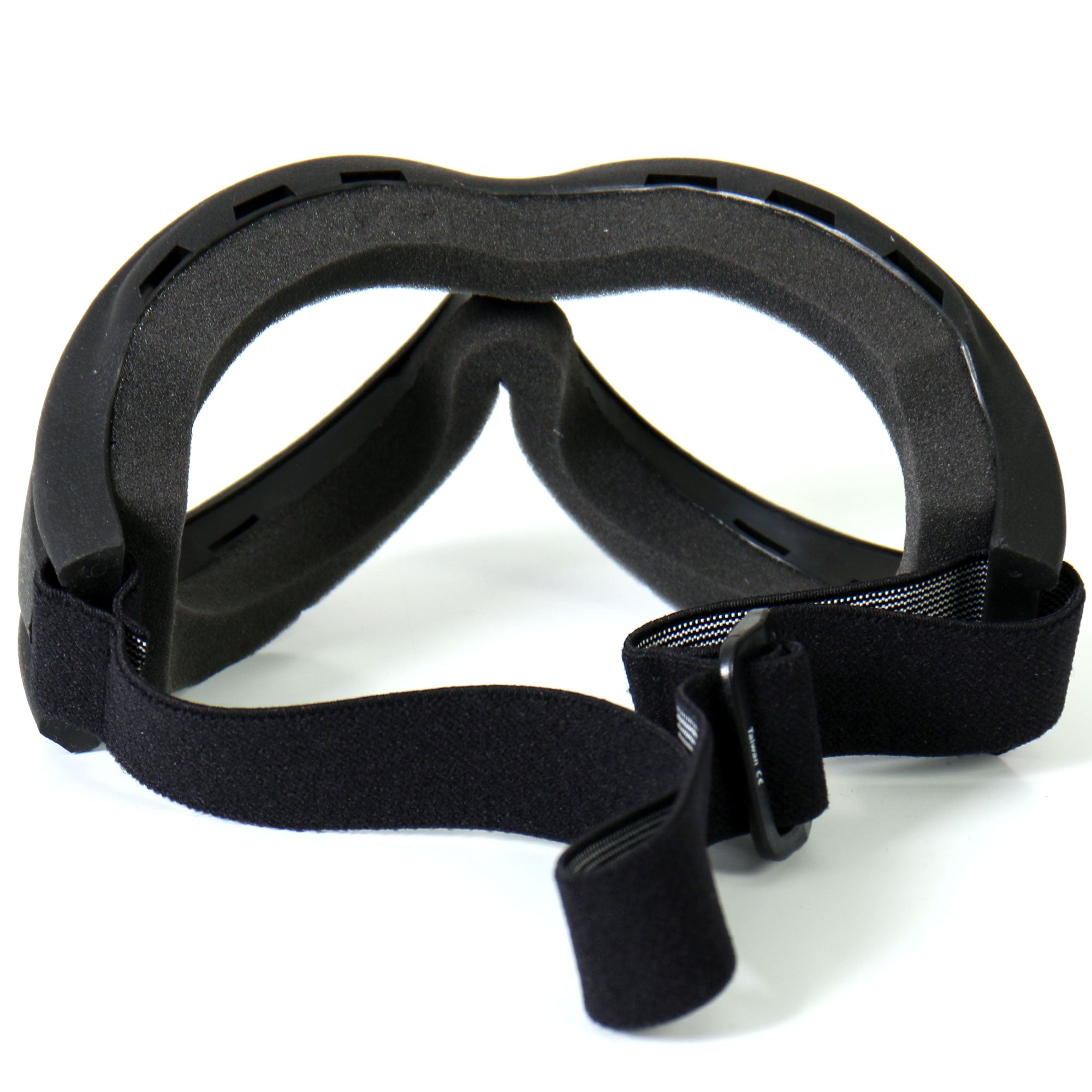 Hot Leathers Big Ben Riding Goggles with Clear Lenses
