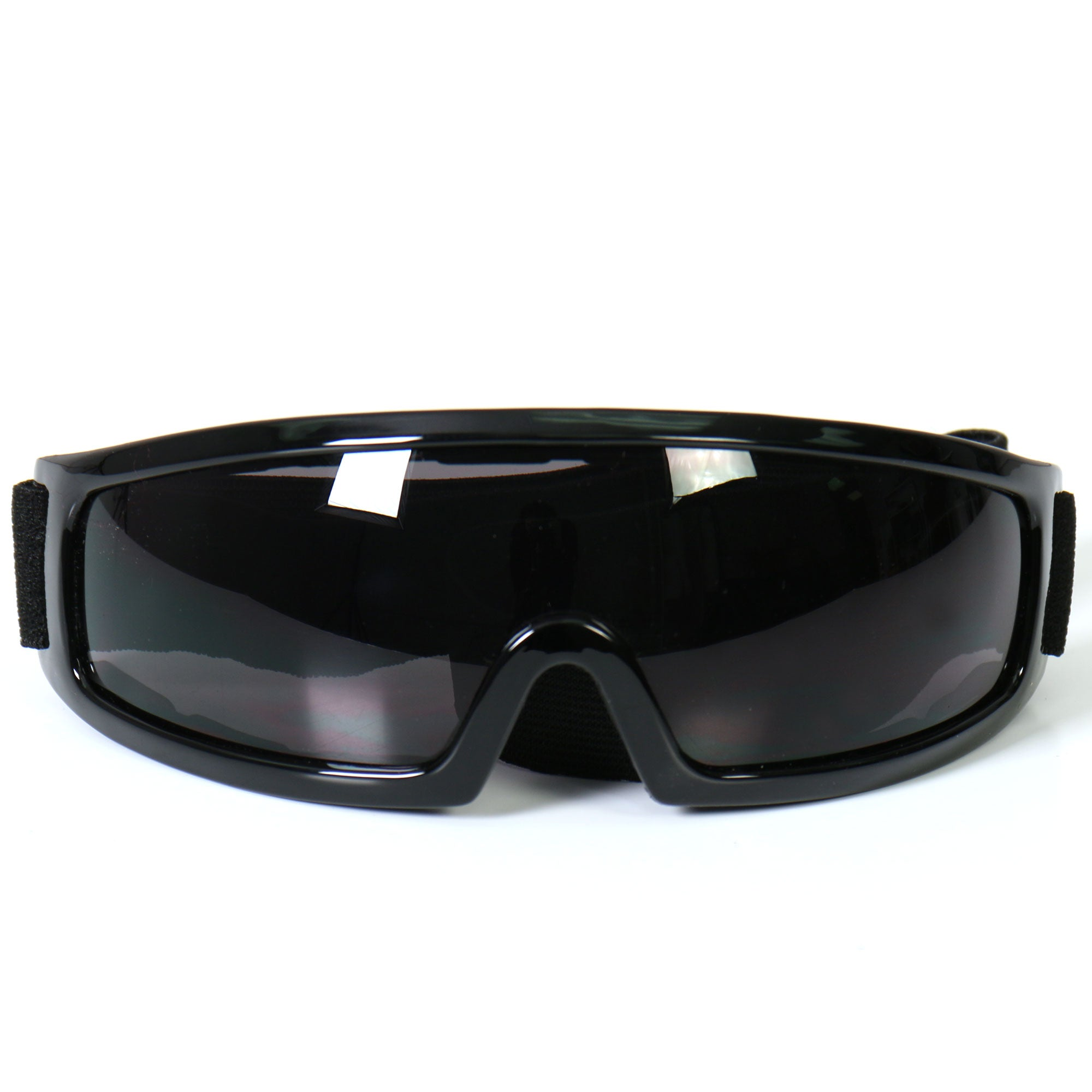 Hot Leathers Dominator Motorcycle Goggles