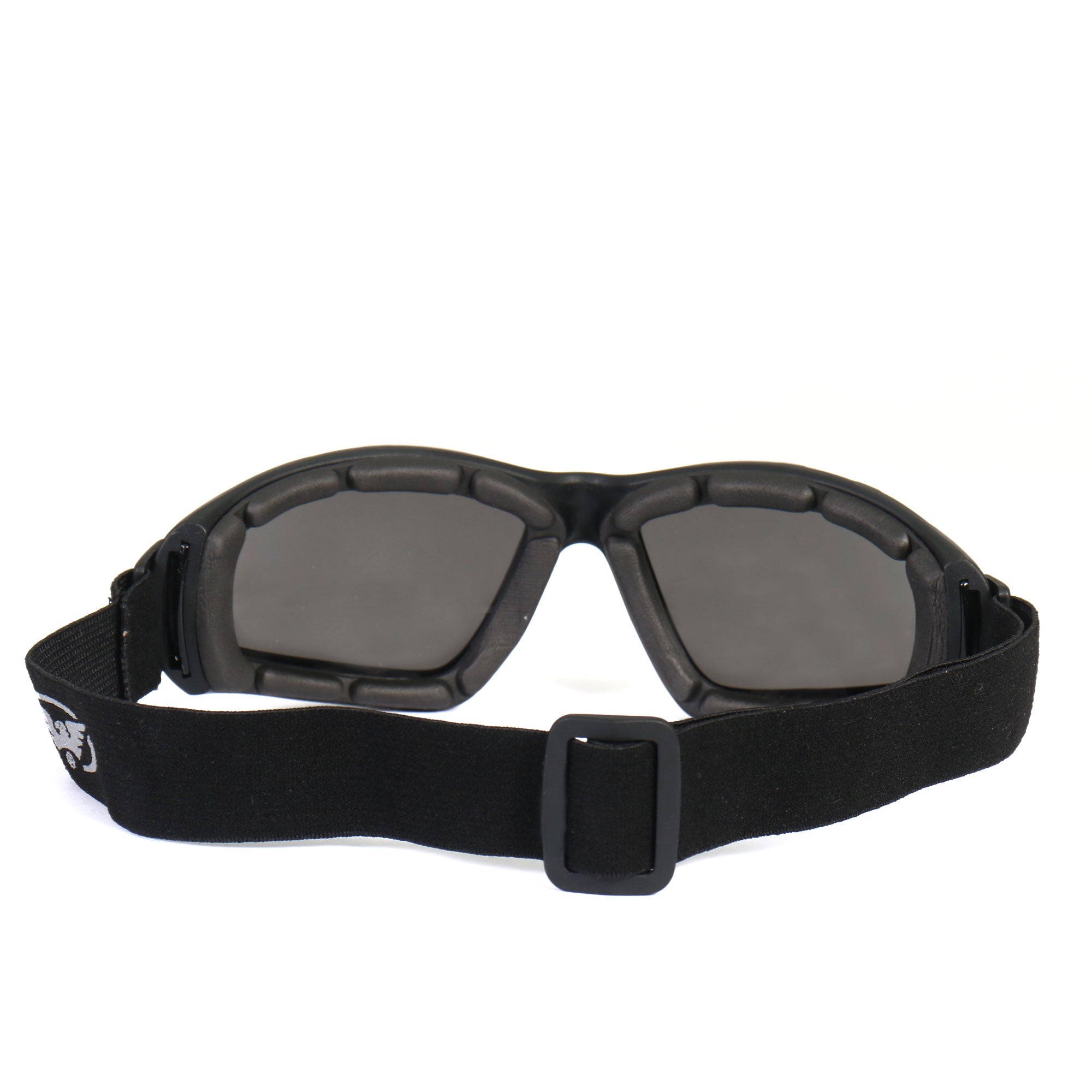 Hot Leathers Safety Shooter Safety Goggles - Smoke Lenses